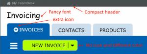 customize database styles