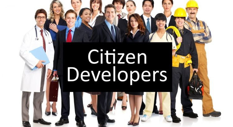 Citizen Developers