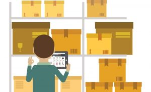 Online Database Inventory Control