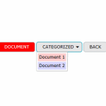 Color option for custom buttons and documents