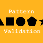 Pattern validation for text, formatting for phones