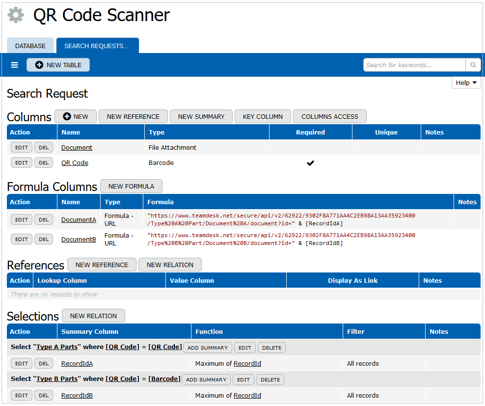 Link a QR code scanner to your database - TeamDesk Blog