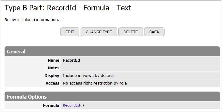 RecordsID B