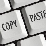 Copy and paste setup forms