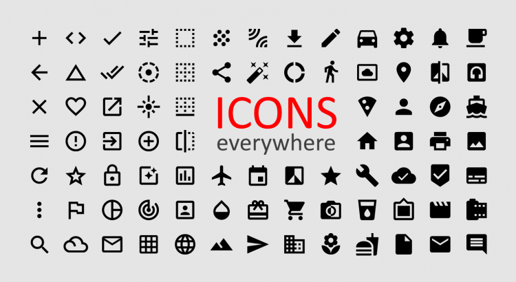 Icons Everywhere